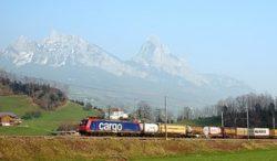 La Svizzera completa il corridoio ferroviario a grande sagoma