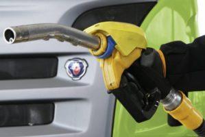 Balzo in alto del gasolio per l'autotrasporto a dicembre 2020