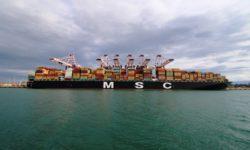 I traffici container nel Mediterraneo si avvicinano all'Italia
