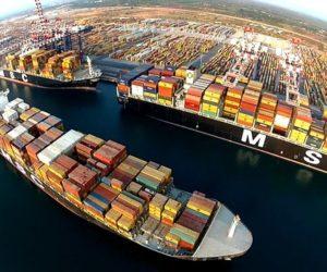 I porti italiani hanno perso 53 milioni di tonnellate