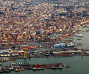 Capitaneria di Livorno ferma una portacontainer Msc