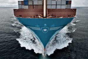Maersk punta ad escludere gli spedizionieri dal traffico container?