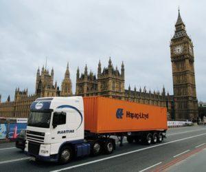 Retromarcia di Londra sui visti per camionisti stranieri