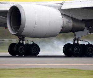 Allarme sulla pressione sul trasporto aereo nell'ultimo trimestre