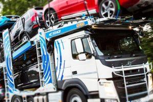Piattaforma online per l'autotrasporto autovetture in Italia