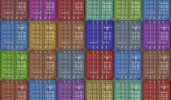 Prezzi dei container sono raddoppiati in un anno