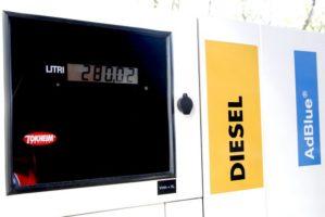 Gasolio per l'autotrasporto tocca il prezzo più alto dell'ultimo anno