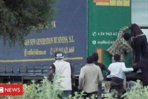 Stretta di Londra sui clandestini in camion