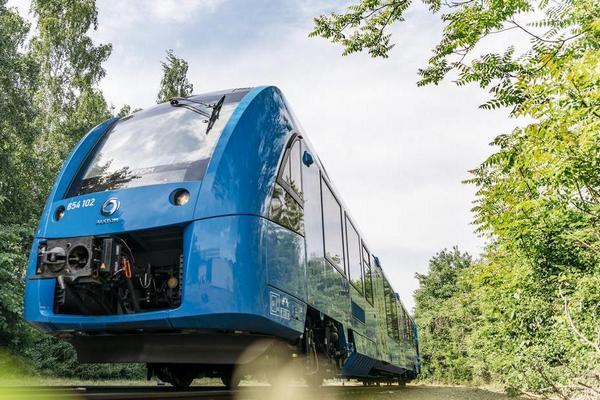 Alstom completa le prove del treno a idrogeno