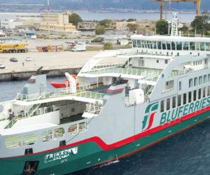 Bluferries inaugura nuovo traghetto per Stretto di Messina