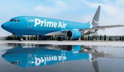 Amazon Air acquista il primo aereo cargo