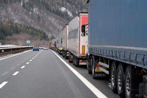 Stallo sui divieti di transito dei camion al Brennero