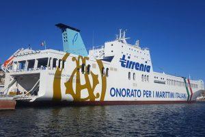 Rotte Tirrenia per la Sardegna prorogate fino al 9 marzo