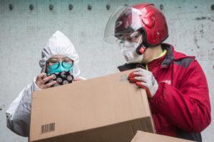Come scegliere le mascere contro coronavirus nella logistica