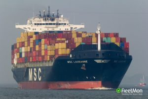 Israele ha chiuso un porto a portacontainer per coronavirus