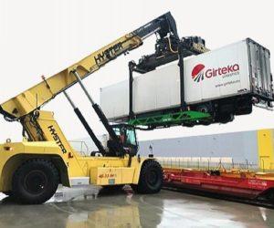 Girteka Logistics aumenta fatturato e attività intermodale