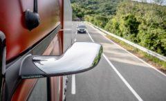 K44 podcast: sul camion la telecamera sfida lo specchio