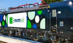 Primi treni merci per la nuova impresa Evm Rail