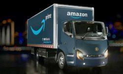 Pronti dieci camion elettrici Lion per Amazon