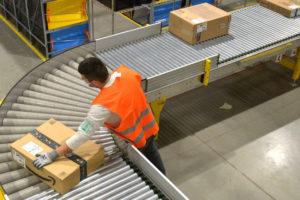 Amazon apre logistica alle porte di Milano
