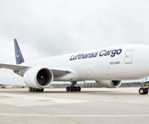 La pandemia fa volare Lufthansa Cargo