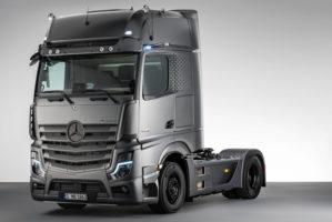 Mercedes svela l'Actros speciale Edition 2