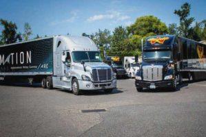 Wilson Logistics ordina 1100 camion con guida semi-autonoma