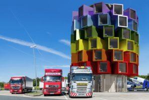Il Pacchetto Mobilità sviluppa gli alberghi per camionisti