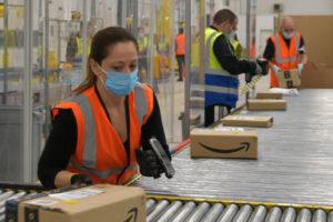 Amazon espande nella logistica con micro e macro magazzini