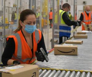 Amazon aprirà tre logistiche in Veneto