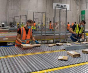 Amazon aprirà smistamento a Venezia