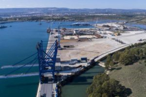 Il Pnrr finanzierà la ferrovia nel porto di Augusta