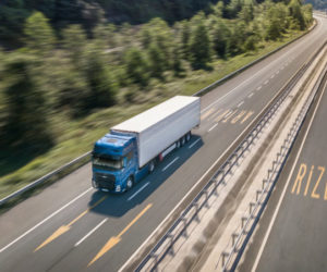 L'autotrasporto europeo crescerà del 4,7% nel 2021