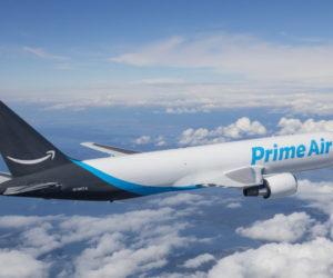 Amazon Air aumenterà i propri voli in Europa