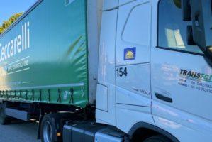 Ceccarelli potenzia l'autotrasporto internazionale con Astre