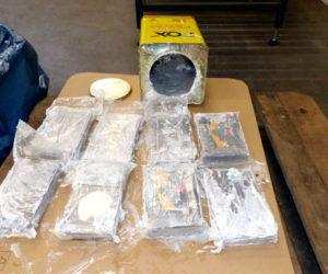23 ton di cocaina scoperte in container ad Amburgo e Anversa