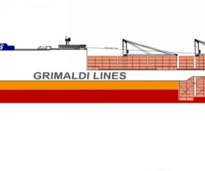 Grimaldi investe 500 milioni per sei ro-ro multipurpose