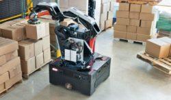 Boston Dynamics presenta un robot per caricare i camion