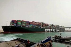 Canale di Suez riduce richiesta danni alla Ever Given