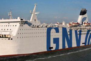 Gnv potenzia rotta per la Sicilia con la nuova ro-pax Aries