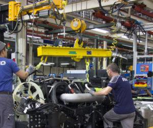 Iveco sospende la produzione per carenza di componenti