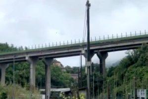 Viadotto Valle Ragone dell'A12 potrebbe riaprire il 16 maggio