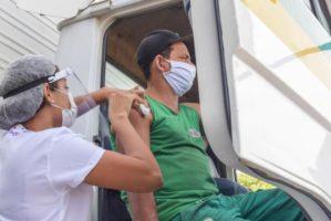 Iru chiede priorità alla vaccinazione per l'autotrasporto