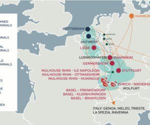 DP World espande i terminal europei interni