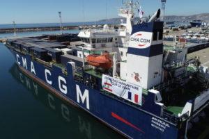 Cma Cgm avvia ro-ro tra Marsiglia e Casablanca