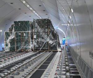 Cargo aereo cresce del 31% nel primo semestre