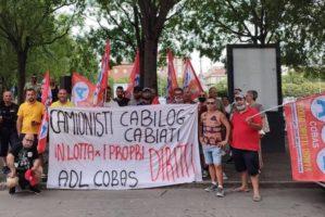 Termina lo sciopero alla Cabilog Cabiati