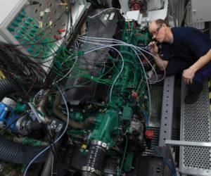 Progetto Namosyn sui carburanti sintetici per camion e navi