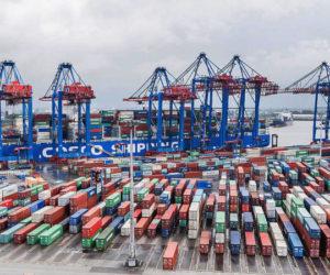 Cosco acquisisce il 35% del terminal Ctt di Amburgo