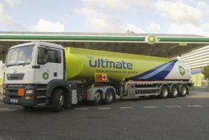 BP raziona il carburante per carenza autisti camion